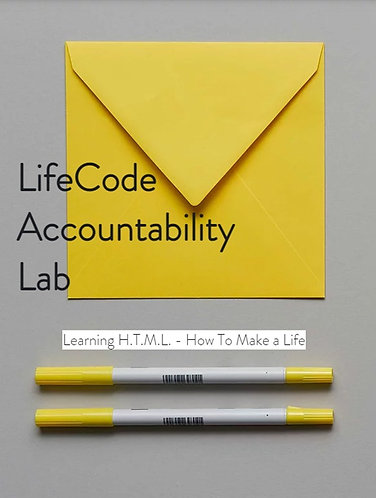 LifeCode Accountability Lab