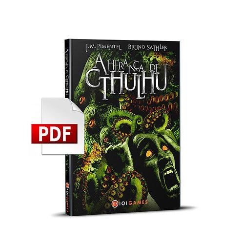A Herança de Cthulhu - PDF
