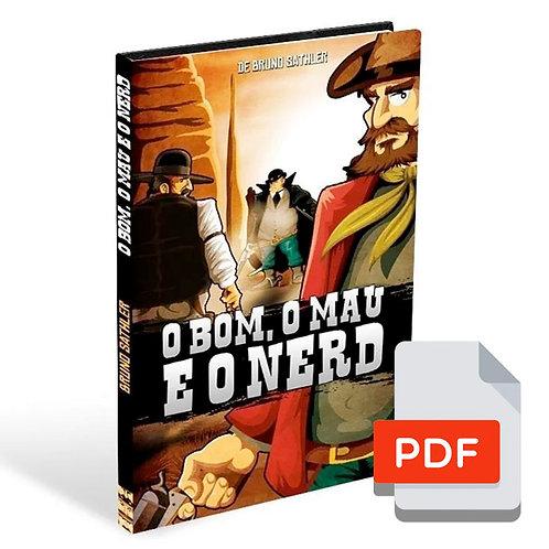 HQ - O Bom, o Mau e o Nerd PDF