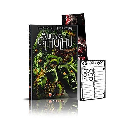 A Herança de Cthulhu - RPG
