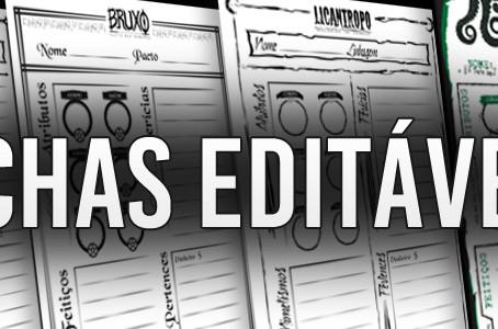 FICHAS EDITÁVEIS CHEGARAM!