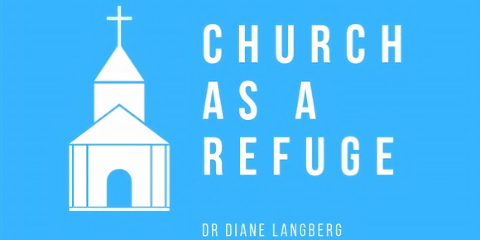Church as a Refuge conference Catch-up ticket