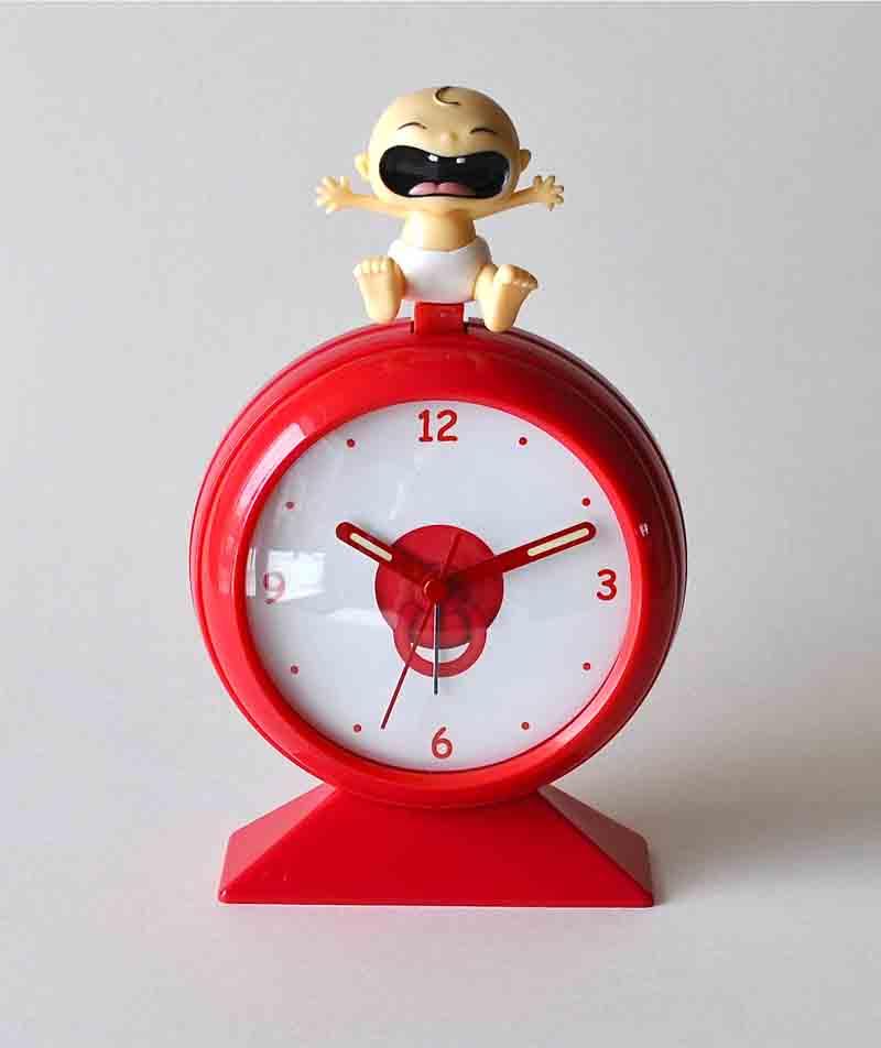 Cry Baby Alarm Clock