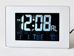 ATOMIC ALARM CLOCK - DUAL POWER
