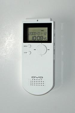 Portable Digital Recorder - 35 Hours