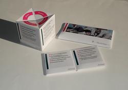 Paper Pop-Up Promotional Cube