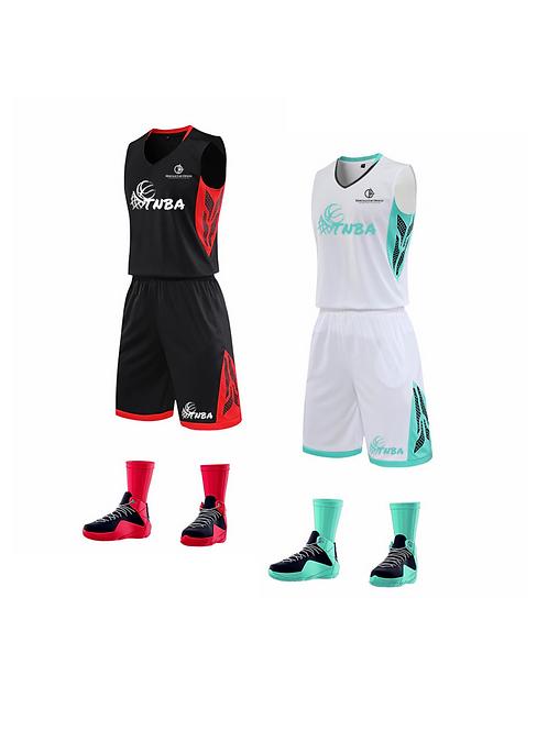 House League Reversible Uniforms (Jersey top & Short)Tank Jersey