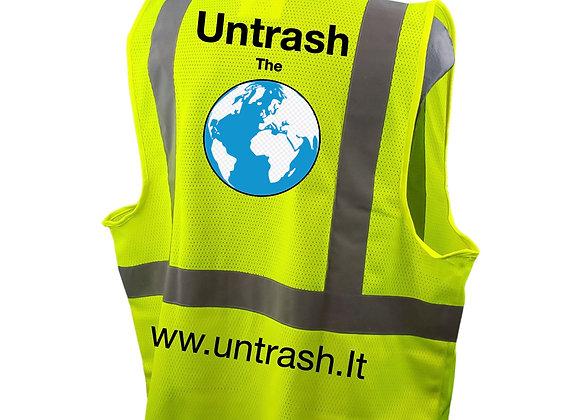Untrash the Planet Vest