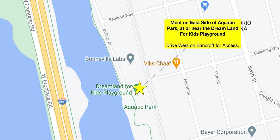 Untrash NE Aquatic Park