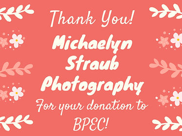 Michaelyn Straub Photography Thank You 2