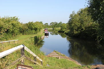 Grand Union Canal Bedfordshire