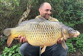 South Lagoon Common Carp