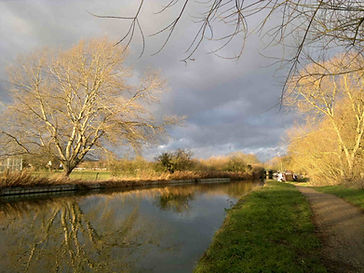 Grand Union Canal Befordshire