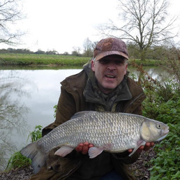 Darren Savage 6lb 8oz Chub