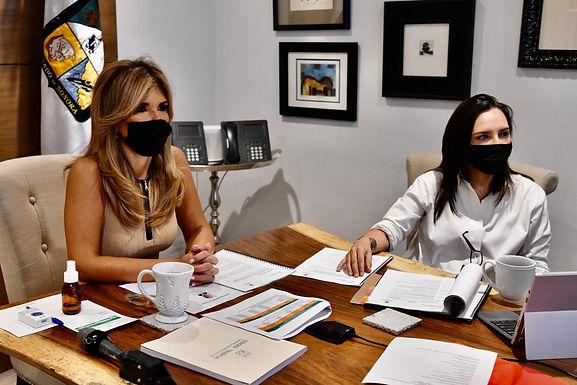 Firma Gobernadora convenio con Universidad Complutense de Madrid a favor de estudiantes sonorenses