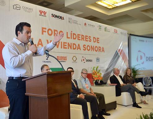 Primer Foro Líderes de la Vivienda en Sonora
