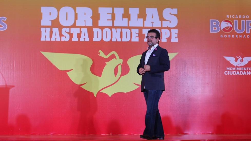 En el futuro de Sonora o están incluidas las mujeres o no hay futuro: Ricardo Bours