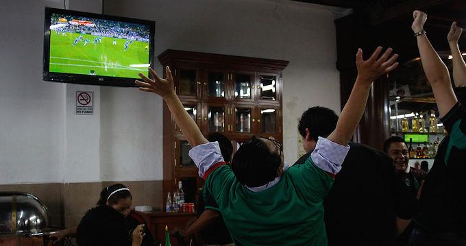 El futbol se comerá la atención de las elecciones: INE