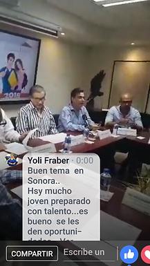 Convocatoria jóvenes con talento 2018: VINCULACIÓN EFECTIVA TRIPLE HÉLICE en Sonora