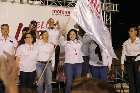 Cierre de Campaña de la Candidata Celida López