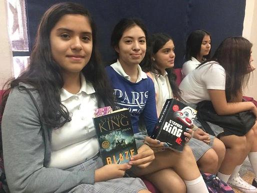 Fomentan la lectura en jóvenes en foro realizado en la Unison