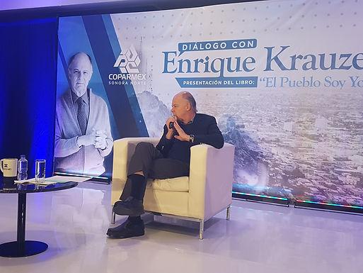 """La Democracia mexicana en """"obra negra"""": Enrique Krauze"""