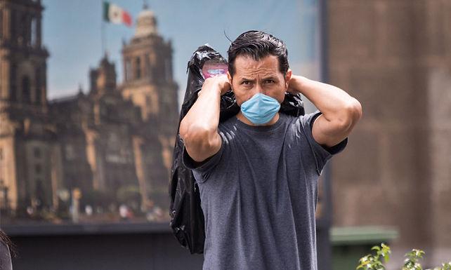 El mundo tiembla ante el coronavirus y México lo toma con calma.