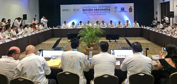 Presenta Sonora destinos y atractivos en Tianguis Turístico Mazatlán 2018.