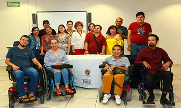 Garantiza Unison calidad educativa a estudiantes con diversas discapacidades