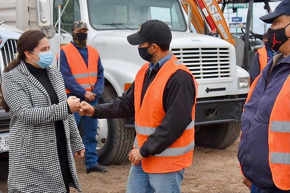 Rescatamos Hermosillo con inversiones históricas para Servicios Públicos: Celida López
