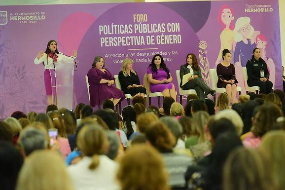 """""""Intensificaremos programas de protección a las mujeres en HMO"""": Celida López"""