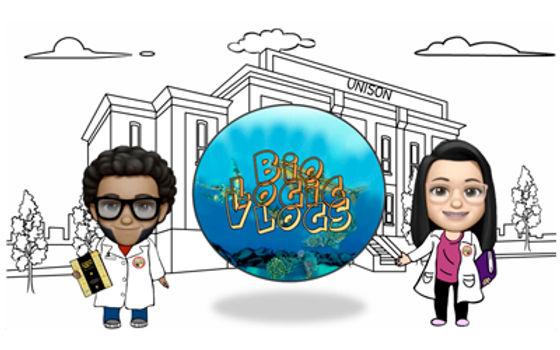 Académicos de Biología Unison abrieron canal en YouTube para impartir sus clases