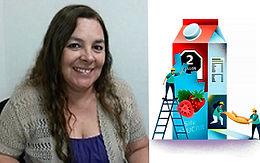 Relevante, el nuevo etiquetado de alimentos y bebidas no alcohólicas: Armida Espinoza