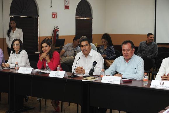 Consideran estrategias de intercambio académico entre Sonora y Unión Europea