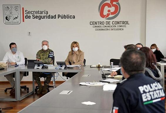 Todo listo para iniciar esta semana en Sonora primera fase de vacunación contra COVID-19: Gobernador