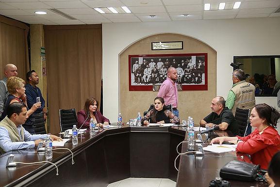 Aprueba Comisión de Justicia y Derechos Humanos lista de seis finalistas a la CEDH