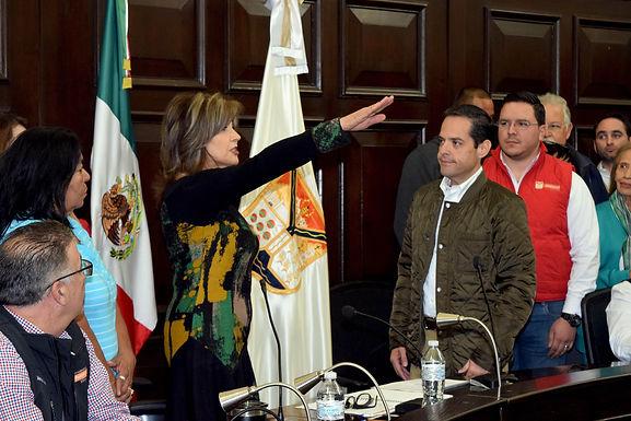 No dejaremos ningún pendiente de campaña: Arq. Angelina Muñóz