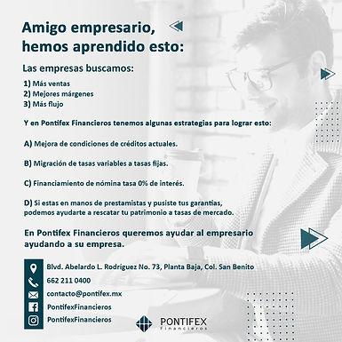 ¡EL DINERO YA NO ES UN PROBLEMA! con Pontifex Financieros