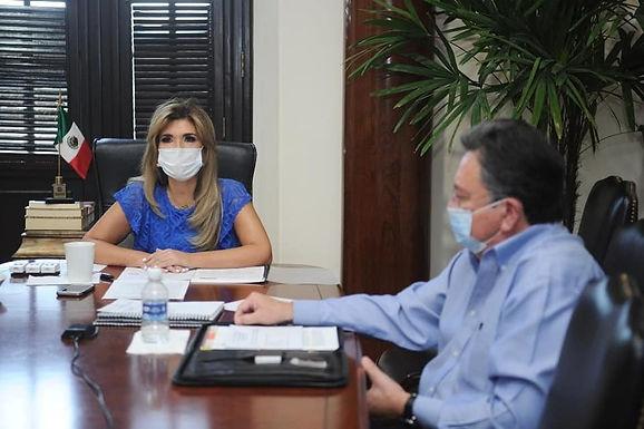 Atenderá Gobernadora Claudia Pavlovich a ganaderos con programa emergente por sequía