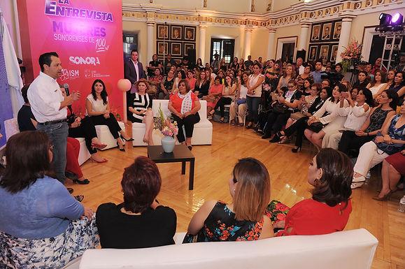 Eligen a Mujeres Sonorenses de 100