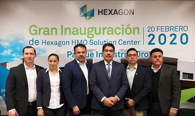 Sonora refuerza su competitividad con Hexagon: Gabriel Zepeda, Pte Canacintra Hmo.