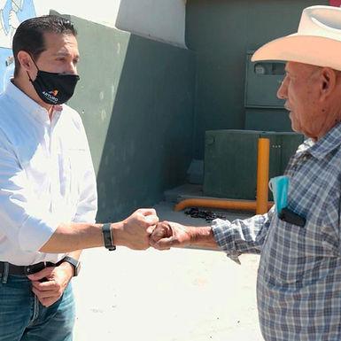 Abanderar los 10 ejes de la Alianza Va por México, mi compromiso: Arturo Fernández