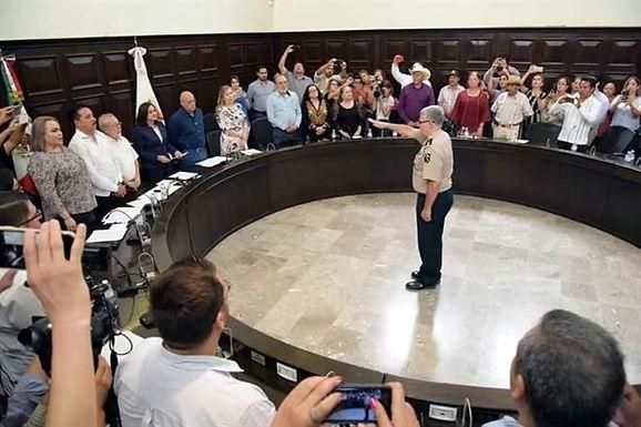 Si a militares, mientras se recupera la paz: Empresarios de Sonora.