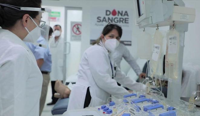 Salud Sonora desarrolla protocolo para obtención y uso de plasma en pacientes con COVID-19