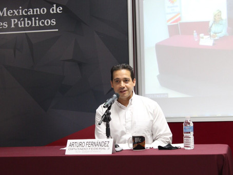 Que el combate a la corrupción pase de los discursos a los hechos: Arturo Fernández