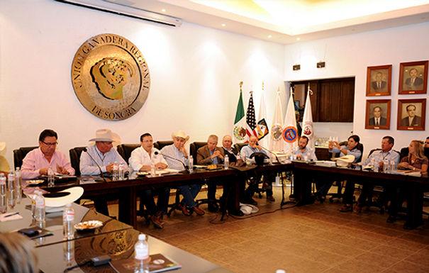 Buscando fortalecer los lazos entre Sonora, Nuevo México y Arizona