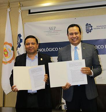 Colaboración ITH y la Asociación de Recursos Humanos de Hermosillo.