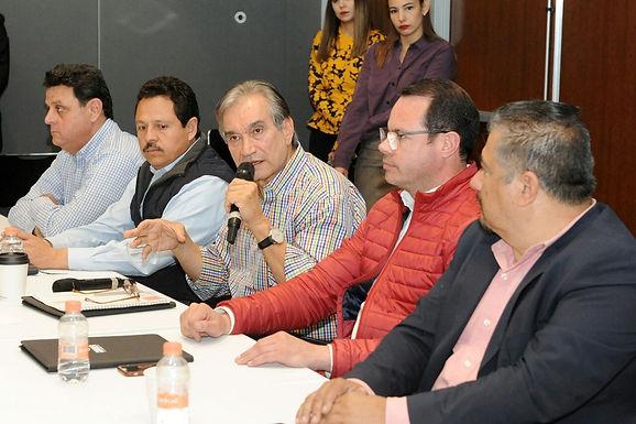 Los empresarios de Sonora, prioridad en la agenda económica: Jorge Vidal