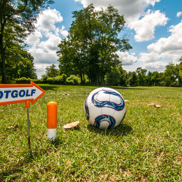 Foot Golf Tour STL