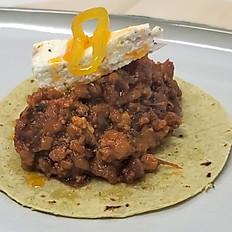 Tacos de Chicharron